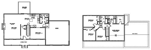 7 Oakwood Court Floor Plan