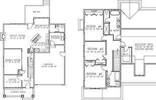Emma Way Floor Plan